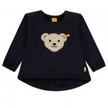 Steiff Baby Sweatshirt Mäd. Rüsche