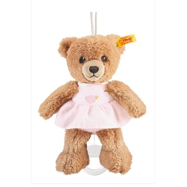 Steiff-Gute Nacht Bär Spieluhr