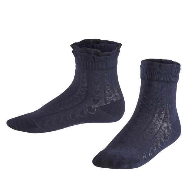 Falke Kinder Romantic Socke Herzchen