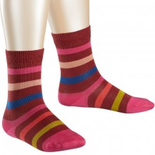Falke Kinder Streifen Socke - original