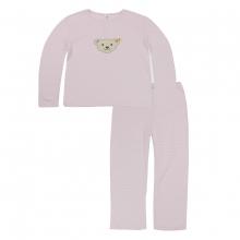 Steiff Basic Jersey Schlafi, lang - rosa