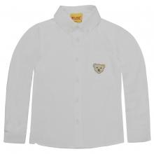 Steiff Basic Hemd, Button down - weiß