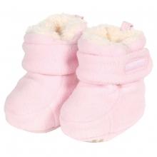 Döll Babyschuhe Fleece - rosa/pink