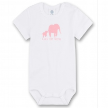 Sanetta Body halbarm, Elefant