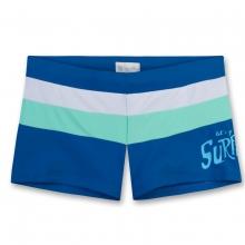 Sanetta Badehose, Lets go Surf,Streifen - blau