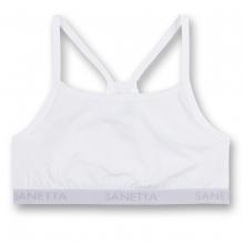 Sanetta Bustier, Uni - weiß/original