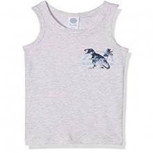 Sanetta Junge Unterhemd,T-Rex