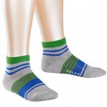 Falke Kinder Streifen Sneaker Socke