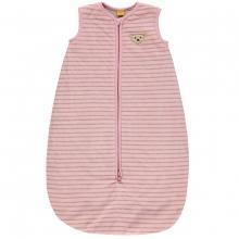 Steiff Nicky-Schlafsack, Streifen - pink rosa