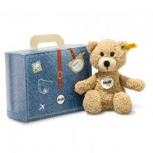 Steiff Teddybär Sunny beige im Koffer