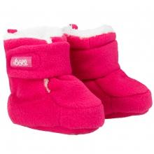 Döll Babyschuhe Fleece - pink