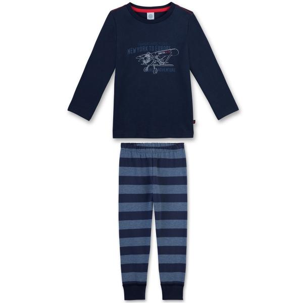 Sanetta Schlafanzug Ju lang, Flugzeug