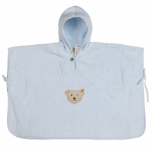 Steiff-Frottee Badeponcho