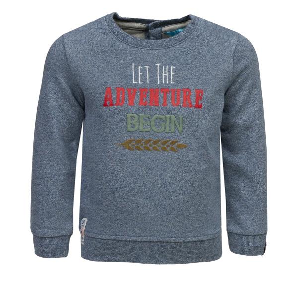 Lief! Sweatshirt Ju. Let The Adveture...