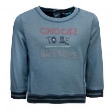 Lief! Sweatshirt Ju. Choose To Be....... - blau