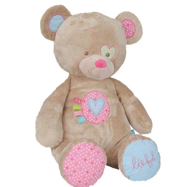 Lief!Teddy groß Herz 60cm