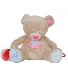 Lief! Teddy aktiv Herz 28cm