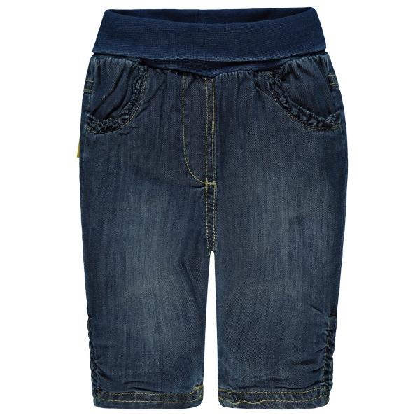 Steiff Baby Jeans Hose Mäd. Rüschen