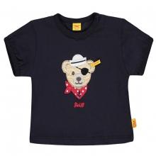 Steiff Baby T-Shirt Ju.Piratenbärenkopf