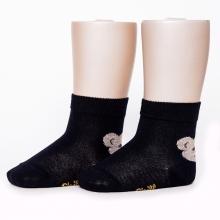 Steiff Socke m.Teddykopf Ferse