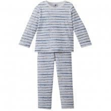 Petit Bateau Mäd.Schlafanzug lang,Punkte