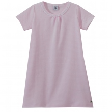 Petit Bateau Nachthemd, geringelt