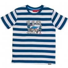 Salt & Pepper T-Shirt Polizei Streifen