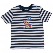 Salt & Pepper Baby T-Shirt,PiratStreifen