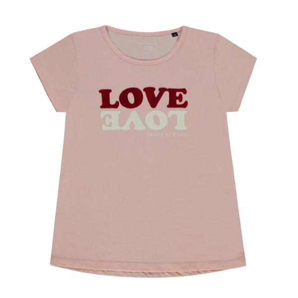 Marc O´Polo T-Shirt Mäd. LOVE