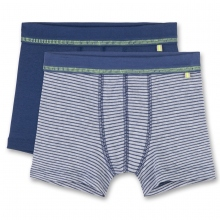 Sanetta Shorts 2er Pack Ju.uni-Streifen