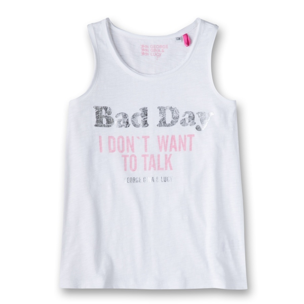 George Gina & Lucy Top, Bad Day