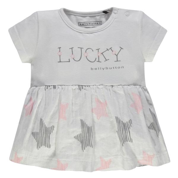 Bellybutton Body mit Kleid, Lucky,Sterne