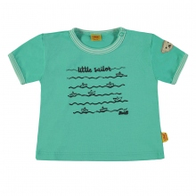 Steiff Baby T-Shirt Ju. little Sailor - grün