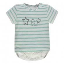 Bellybutton Shirt-Body Streifen,Sterne - original