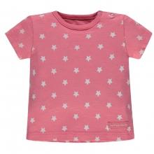 Bellybutton T-Shirt allover Sterne - rosa