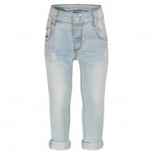 Lief! Hose Jeans Mäd.Tupfenmuster - jeans-blau used look