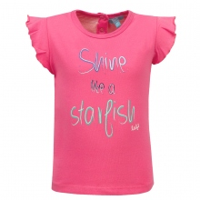 Lief! T-Shirt Mäd.Shine like a .....
