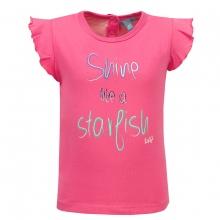 Lief! T-Shirt Mäd.Shine like a ..... - pink