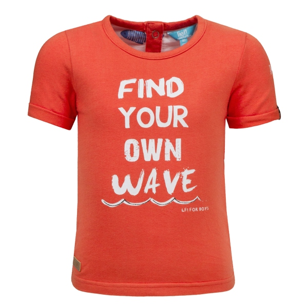 Lief! T-Shirt Ju. Find  Your Own Wave