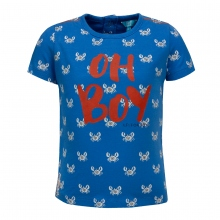 Lief! T-Shirt Ju. Oh Boy,Krebse - bunt