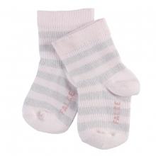 Falke Baby Streifen Socke m.Glitzer