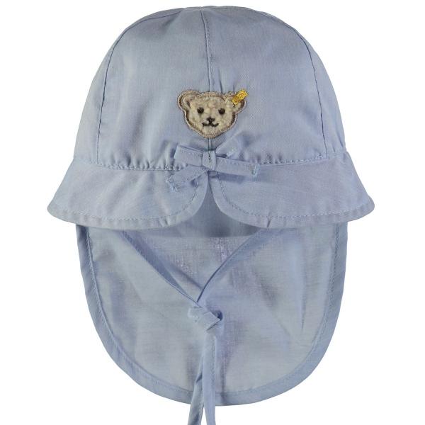 Steiff Baby Sonnen Hut Nackenschutz