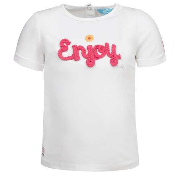 Lief! T-Shirt Mäd. Enjoy
