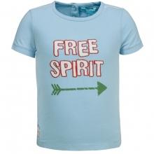 Lief! T-Shirt Ju. Free Spirit - hellblau