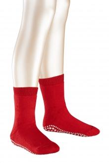 Falke Kinder Catspads Socke - rot