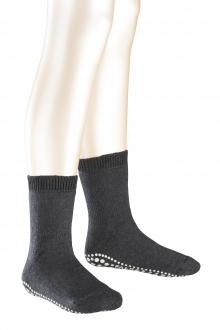 Falke Kinder Catspads Socke - grau