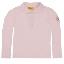 Steiff Basic Picee Poloshirt Mädchen