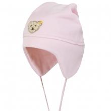 Steiff Basic Fleece Mütze mit Knoten