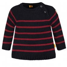 Steiff Baby Pullover Ju feiner Streifen