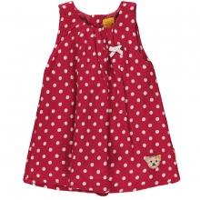 Steiff Baby Kleid o.Arm gepunktet